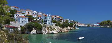 Hotels in Skiathos