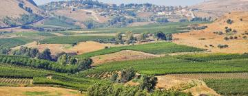 Lodges in Golan Heights