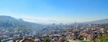 Hoteles en Sarajevo Canton