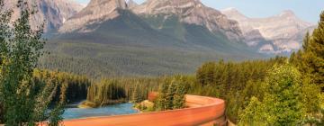Hotels in Banff National Park