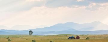 Отели в регионе Southern Alberta