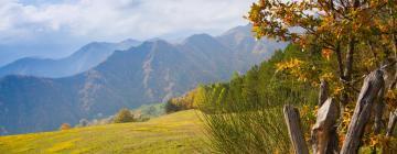 Hotell i Parco nazionale delle Foreste Casentinesi, Monte Falterona e Campigna