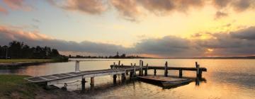 Hotels in Lake Macquarie