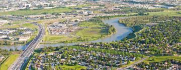 Hotéis em: Calgary Region