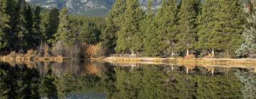 Hotels in Rocky Mountain National Park