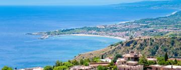 Отели в регионе Taormina