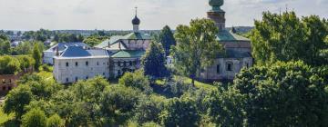 Отели в регионе Ярославская область