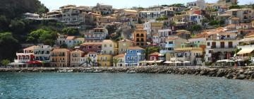 Hotels in West Greece
