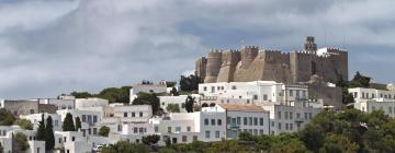 Patmos: hotel