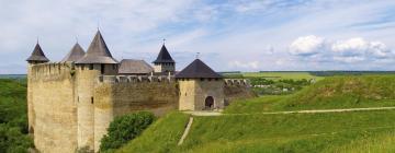 Hotels in Chernivtsi Region