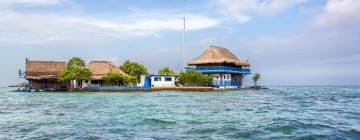 Hotels in Rosario and San Bernardo Islands