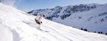 Hotels in der Region Ski amadé