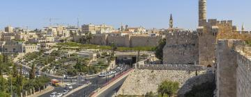 Отели в регионе Иерусалимский округ