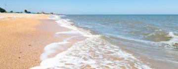 Family Hotels in Sea of Azov Coast