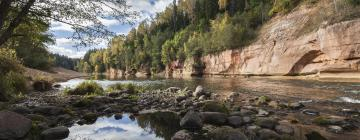 Hotels in Gauja National Park