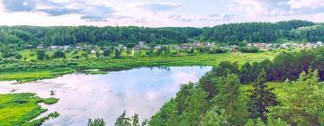 Hotels in Kraslava Municipality