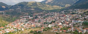 Hotels in Evrytania