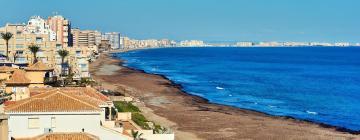 Hostales y pensiones en Mar Menor Coast