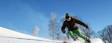 Hotels in Ski Mont Orford