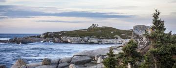 Hotéis em: Nova Scotia South Shore