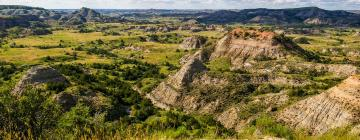 Hotels in Theodore Roosevelt National Park