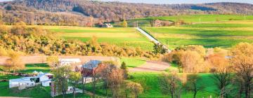 Hotels with Pools in Dutch Country Pennsylvania