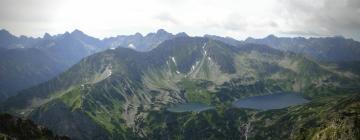 Budget hotels in Tatras