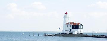 B&Bs in IJsselmeer