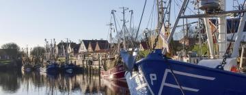 Отели в регионе East Frisia
