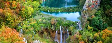 Hotels in Plitvice Lakes National Park