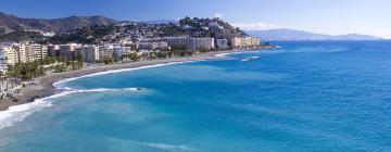Hoteles en Costa Tropical