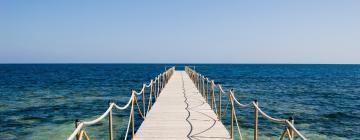 Hoteli na ostrvu Ostrvo Đerba