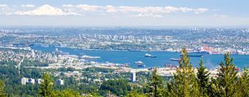 Hotels in Lower Mainland British Columbia