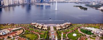 Hotels in Sharjah Emirate