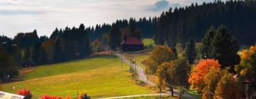Hotely v regionu Moravskoslezský kraj
