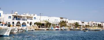 Hotels in Antiparos