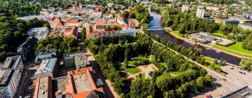 Hotellid regioonis Tartumaa