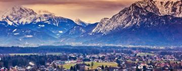 Hotels in der Region Salzburg Umgebung
