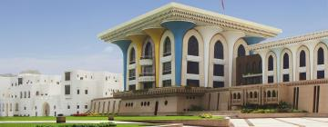 Hotels in Muscat Governorate