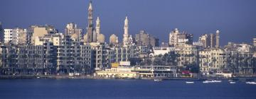 Hotels in Alexandria Governorate