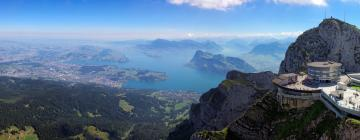 Hotels in Canton of Lucerne