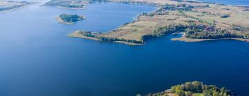 Hotele w regionie Masurian Lake District
