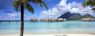 Apartamentos em: Bora Bora