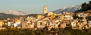 Hotéis em: Província de Alicante