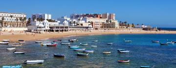 Hotels in Cadiz Province