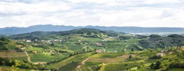 Hoteles en Friuli-Venezia Giulia