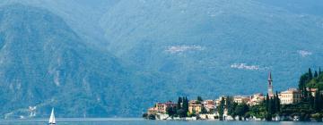 Hotell i Comosjön