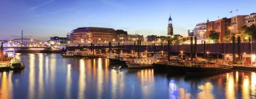 Hotels in der Region Hansestadt Hamburg