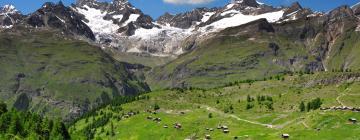 Hotels in Swiss Alps