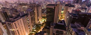 Отели в регионе Southeast of Brazil